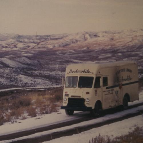 Utah Bookmobiles