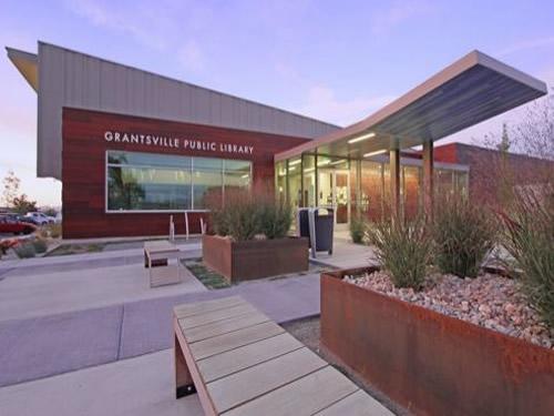 VR Tour of Grantsville Library