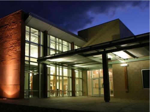 VR Tour of Cedar City Library