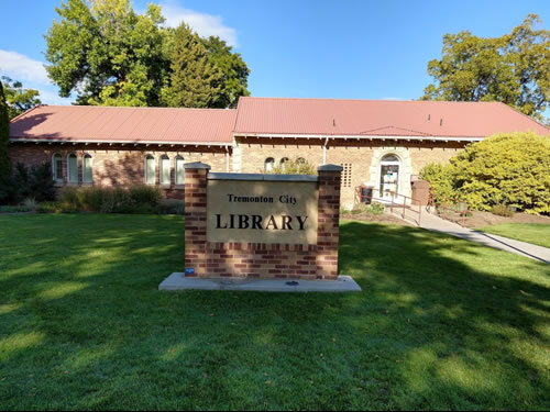 VR Tour of Tremonton Library