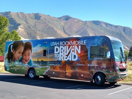 VR Tour of Utah/Northern Juab County Bookmobile