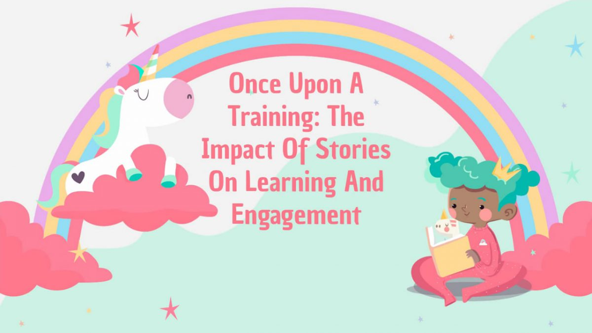 Once Upon A Training Webinar