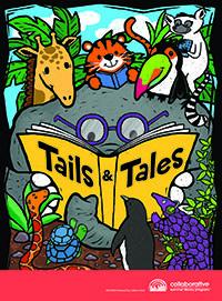2021 Summer Reading Children's Poster
