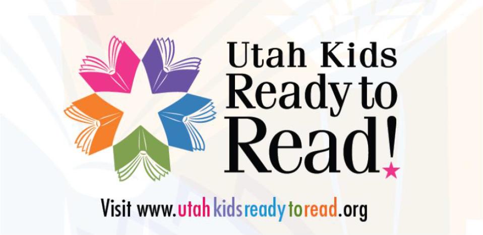 Utah Kids Ready to Read! Logo