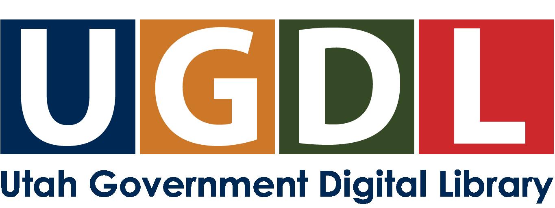 Utah Government Digital Library Logo