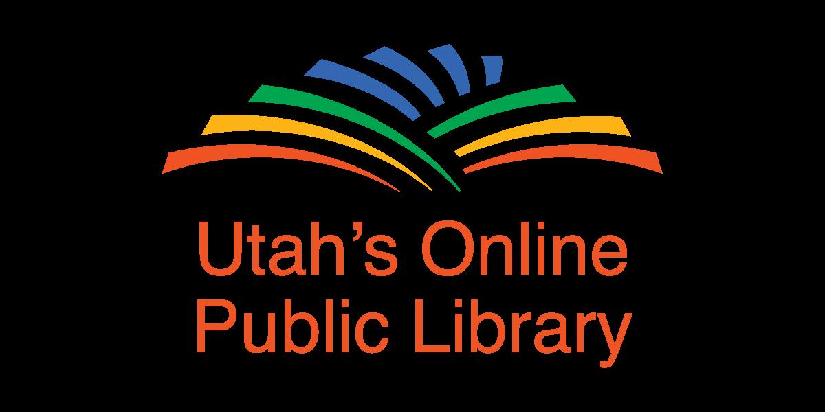 Utah's Online Public Library Logo
