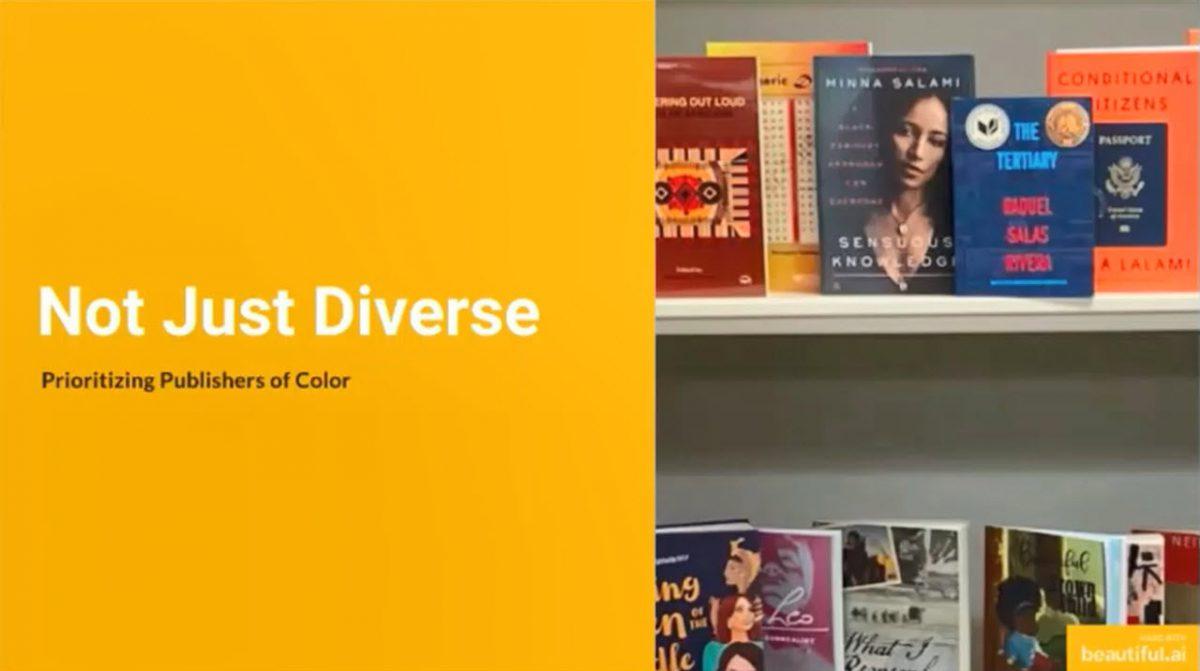 Not Just Diverse, But Inclusive Webinar